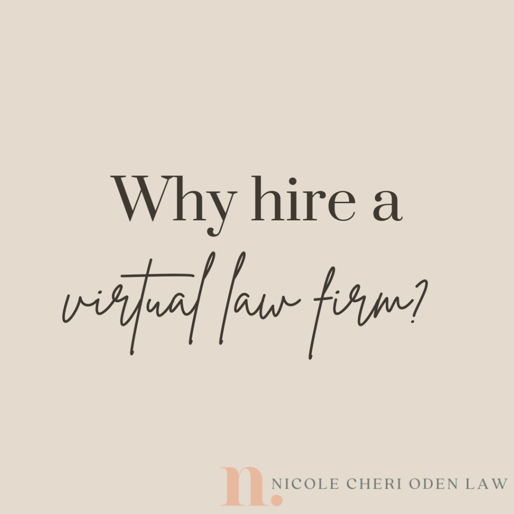 what is a virtual law office