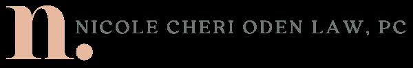 Nicole Cheri Oden Law, P.C.